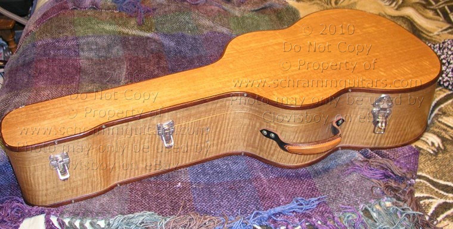 anyone ever build a custom case the acoustic guitar forum. Black Bedroom Furniture Sets. Home Design Ideas